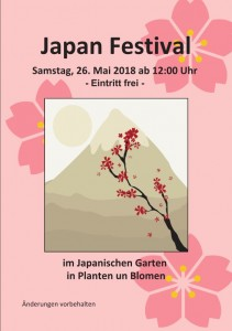 Japanfestival 2018 Flyer Seite 1