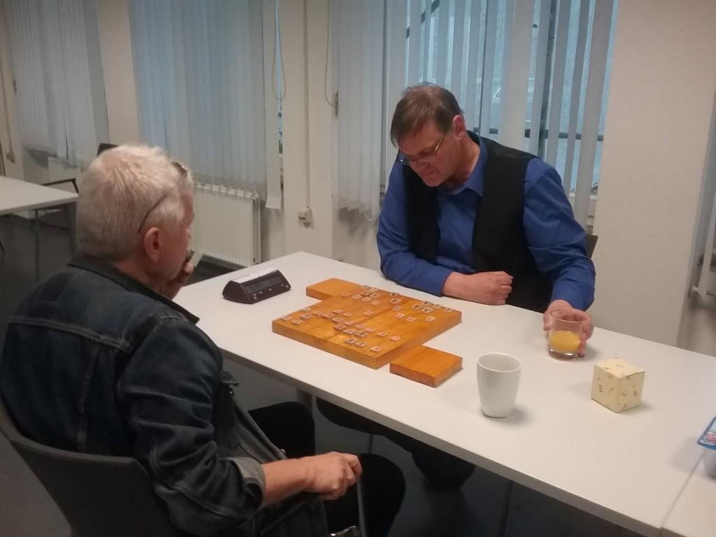 René Gralla und Uwe Frischmuth