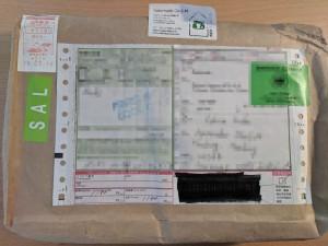 Das Paket von Nekomado mit der kompletten Glance Shogi Series.